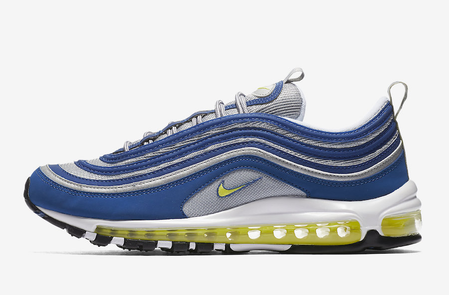Nike Blau Nike Air Max 97 Atlantic Blue 921826-401 - Sneaker Bar Detroit