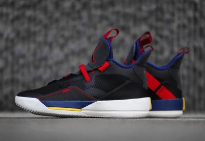 Air Jordan 33 Tech Pack BV5072-001 Release Date - Sneaker Bar Detroit