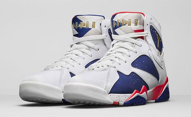 Jordans Wallpaper For Girls Air Jordan 7 Olympic Alternate Usa Hoodie Sneakerfits Com