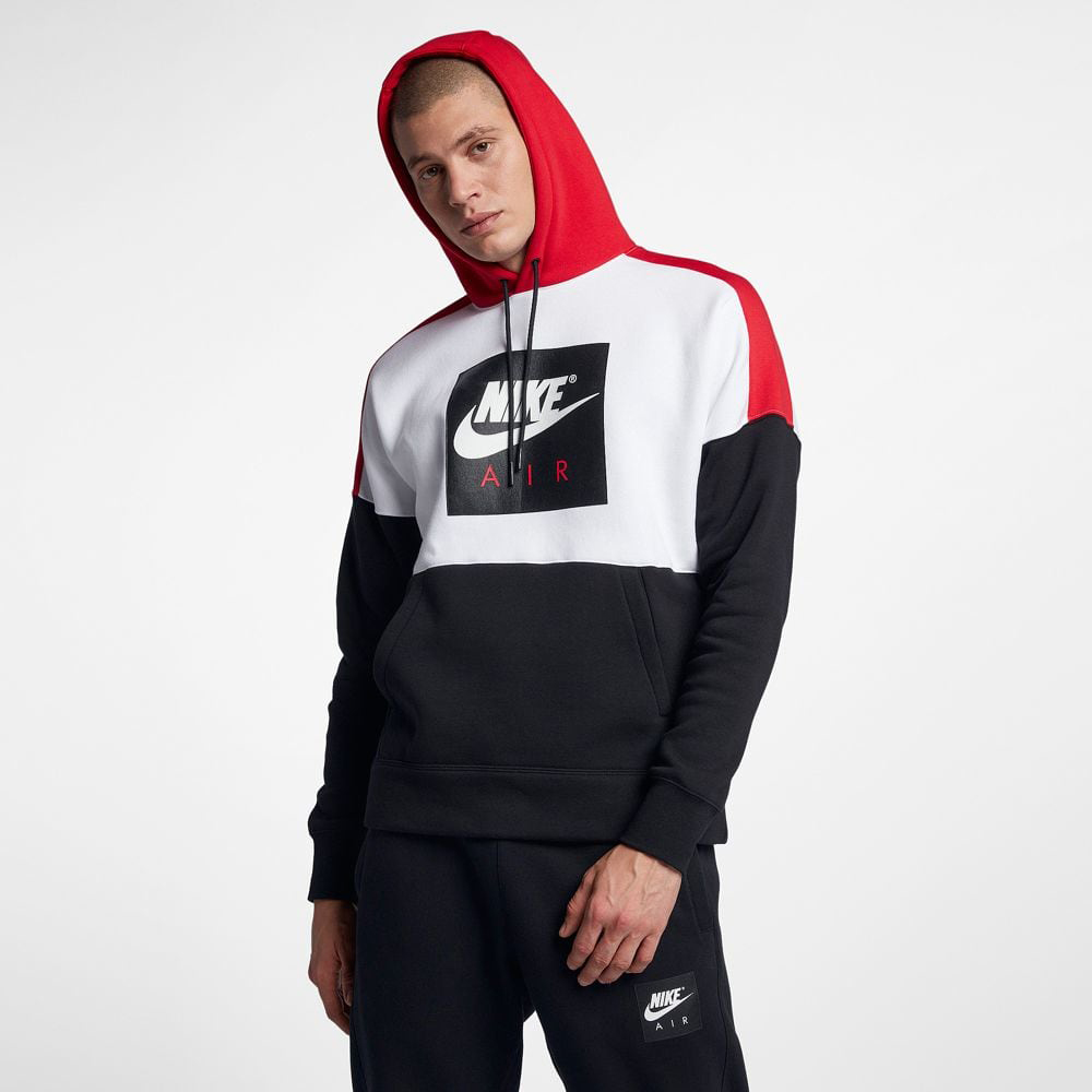 Nike Pullover Fleece Jordan 1 Homage To Home Hoodie Match Sneakerfits