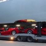 動画付き 最早スニーカーを集めるノリでフェラーリが