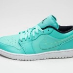 海外3月発売予定 Air Jordan 1 Low 'Hyper Turquoise'