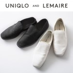 4月26日発売予定 UNIQLO x LEMAIRE SLIP ON