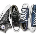 8月28日発売予定 Stussy x Converse Chuck Taylor All Star '70 35th anniversary Pack