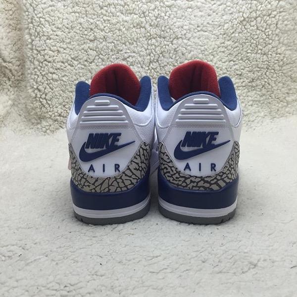 """Air Jordan 3 RETRO OG """"True Blue"""""""