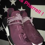 リーク adidas Originals = PHARRELL WILLIAMS  HUMAN RACE NMD ニューカラー