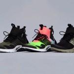 9月15日発売予定 Acronym x Nike Lab Air Presto MID