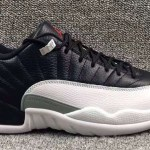 "2017年春発売予定 NIKE Air Jordan 12 Low ""Playoff"""