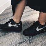 リークか? Off-White x Nike Air Force 1
