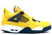 "Air Jordan IV ""Lightning"" - March 2013 - SneakerNews.com"