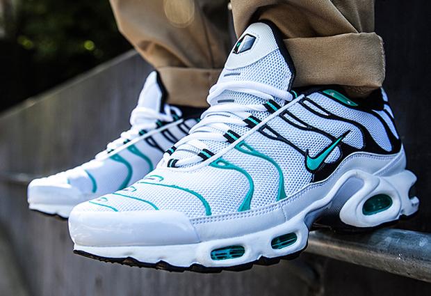 Nike air max plus quot emerald quot sneakernews com