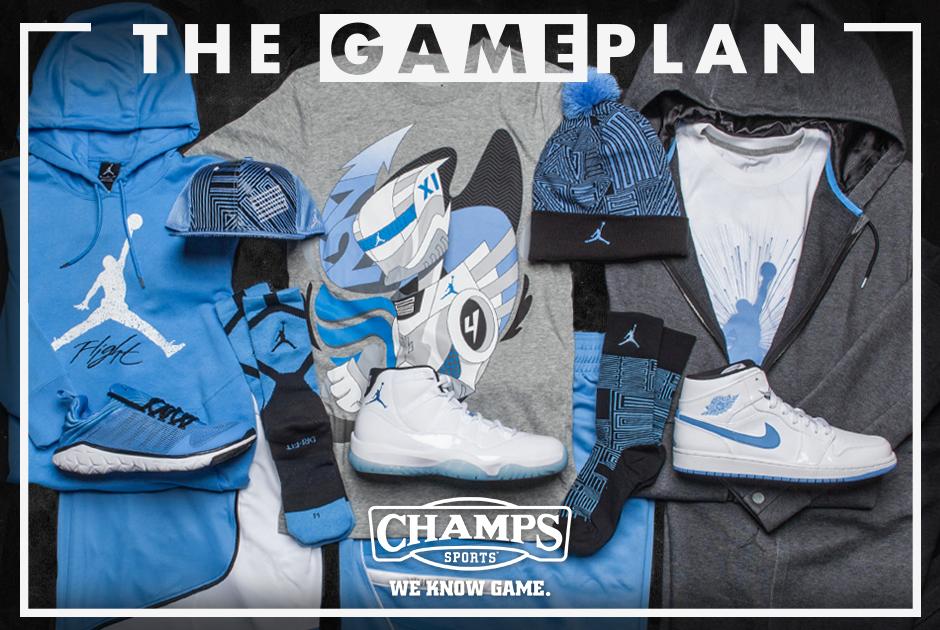 Jordans Wallpaper For Girls The Game Plan By Champs Sports Jordan Legend Blue