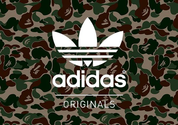 Black Camouflage Wallpaper Bape Adidas Nmd Collaboration Sneakernews Com