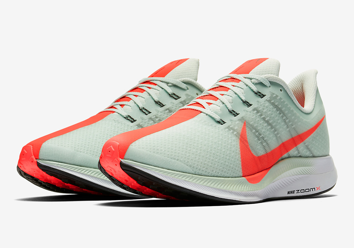 Nike Zoom Grey And Green Where To Buy The Nike Zoom Pegasus 35 Turbo Sneakernews