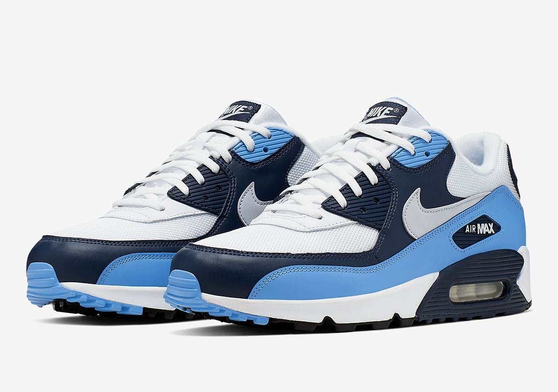 Nike Air Max 90 Unc Aj1285 105 Release Info Sneakernews Com