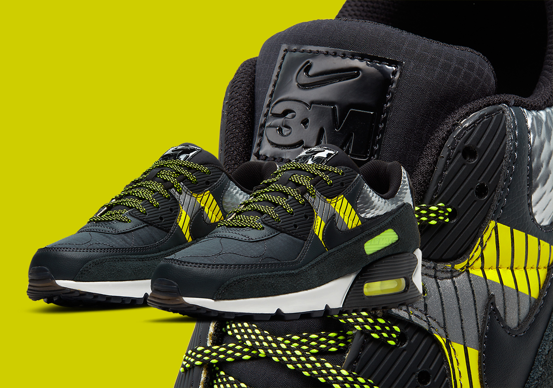 3m Nike Air Max 90 Winter Cz2975 002 Release Date
