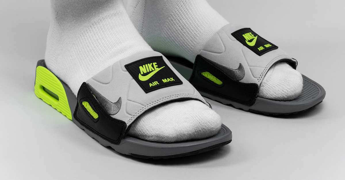 Nike Air Max 90 Slides 2020 Release Info Sneakers Magazine