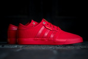 adidas Skateboarding Seeley 'All Red'