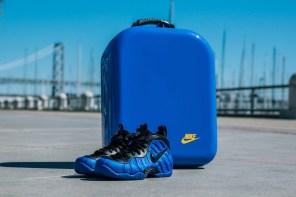 Nike Air Foamposite É Vendido Em Embalagem Especial Durante o SNKRS Box San Francisco