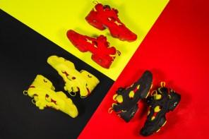 """Inspirados Pelos Primeiros InstaPump Fury, Reebok E Packer Shoes Lançam O """"OG Division"""" Pack"""