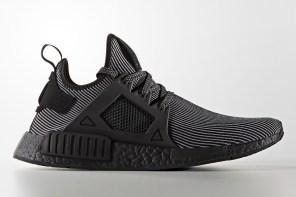 adidas NMD XR1 'Triple Black' Será Exclusivo Da Europa