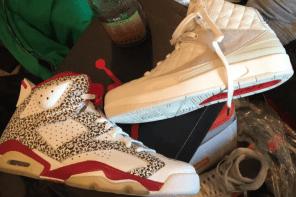 Kanye West Desenhou Um Air Jordan 6 Em Homenagem À Sua Mãe