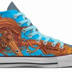 "Wanna See | Converse ""Moebius Edition"" by Alejo Malia"