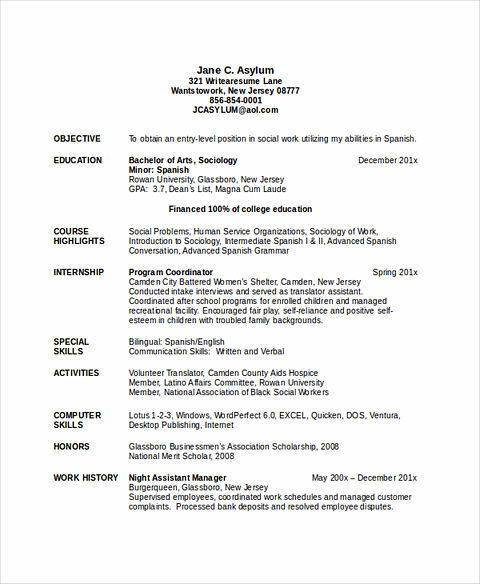 Personal Trainer Resume Sample and Tips