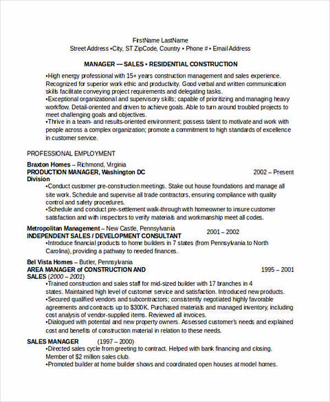 it manager resume sample and tips production manager resume - Tour Production Manager Resume