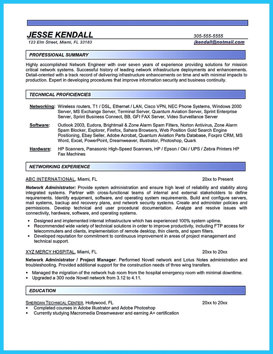 Unique Accounting Telecommute Resume Pattern - Administrative ...