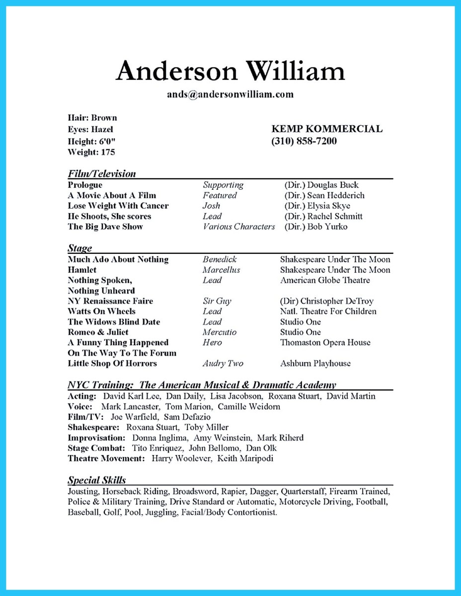 acting resume template google docs bio data maker acting resume template google docs acting resume template daily actor acting resume template 324x420 acting