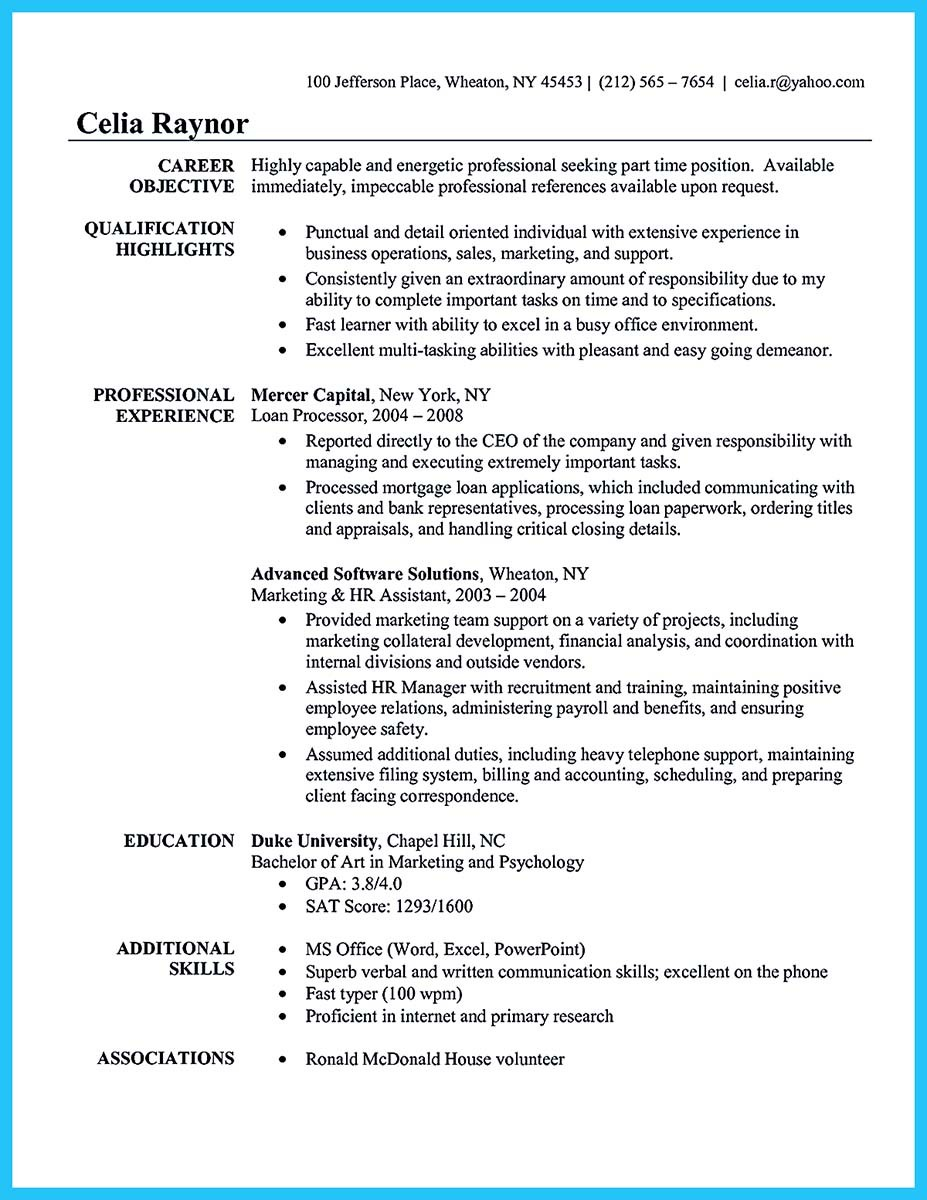 first assistant director resume sample