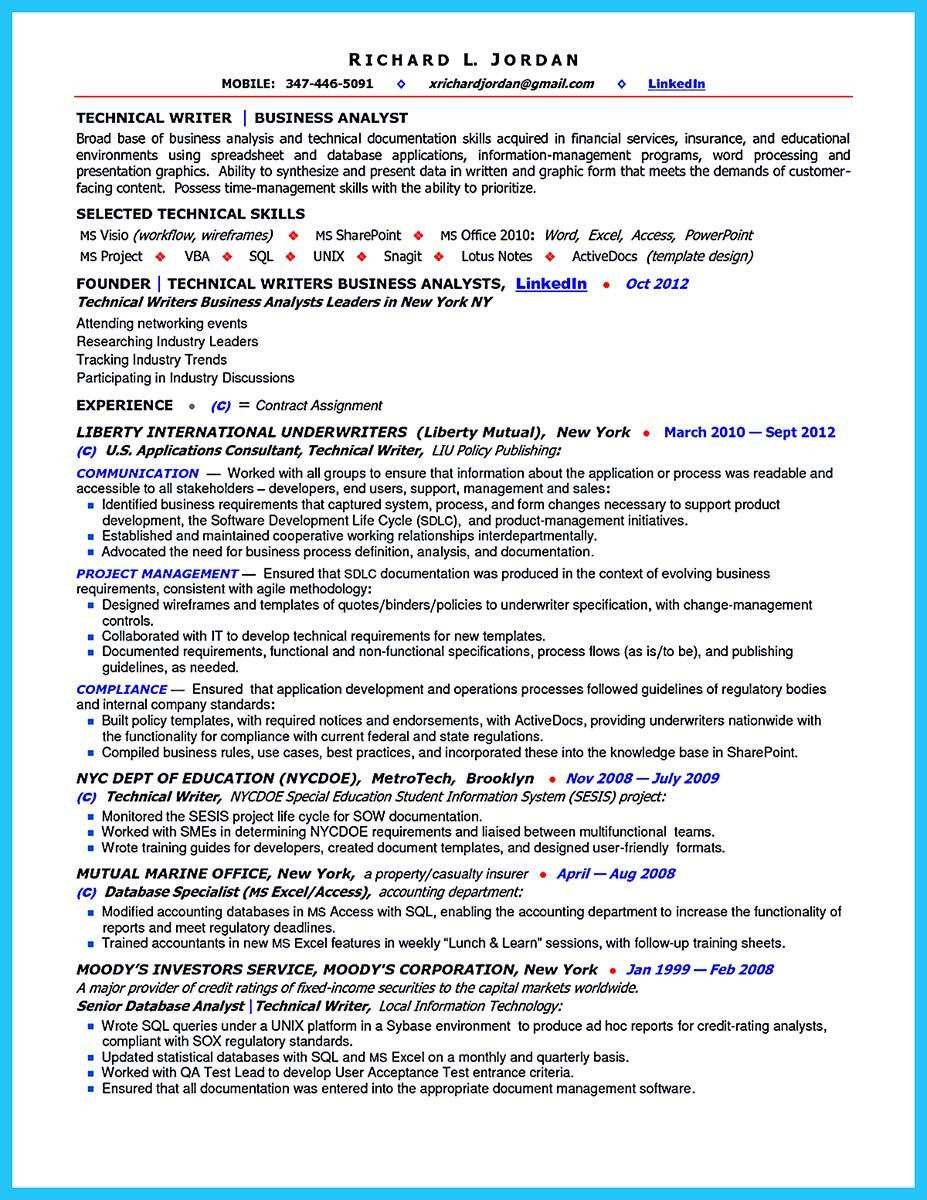 obiee business analyst resume cover letter obiee sample resume