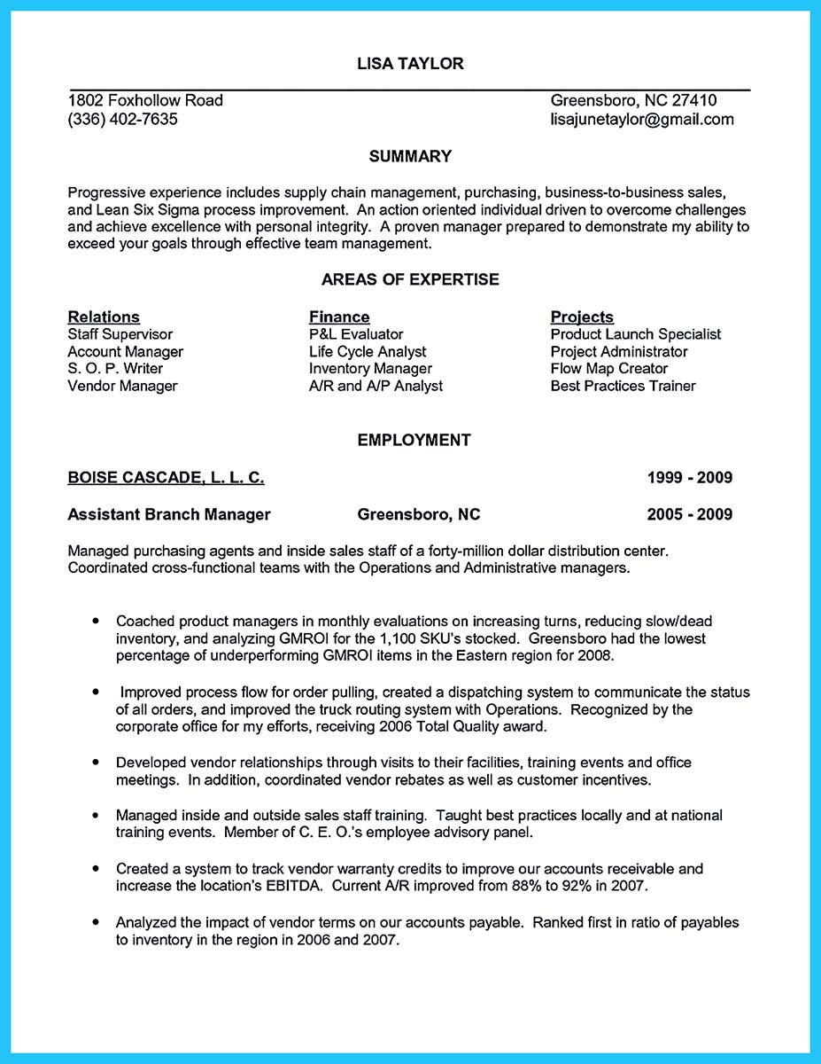 resume supported manager sle resume dental