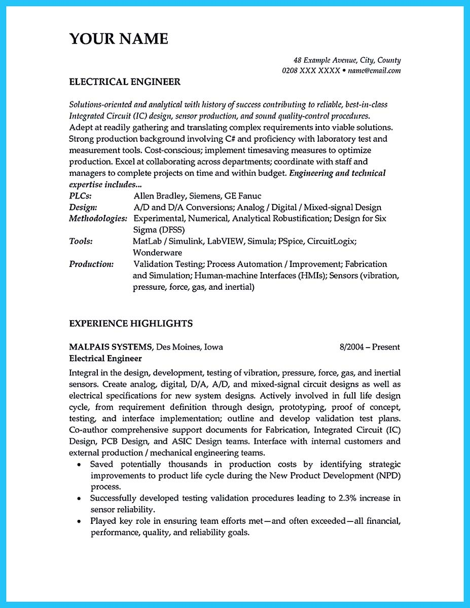 sample email cover letter for resume