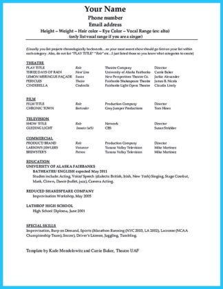 Dance Resume Examples Dance Dance Resume Example Previousnext - dance resume for college