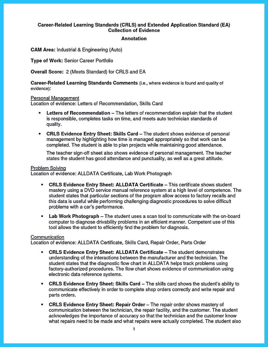 example of great cover letter and resume