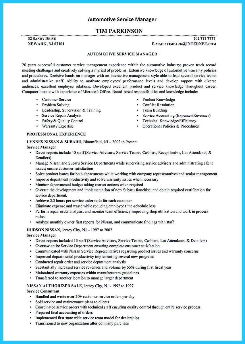 Auto Mechanic Resume Qualifications Auto Mechanic Resume Example Cover  Letters And Resume Auto Mechanic Resume And