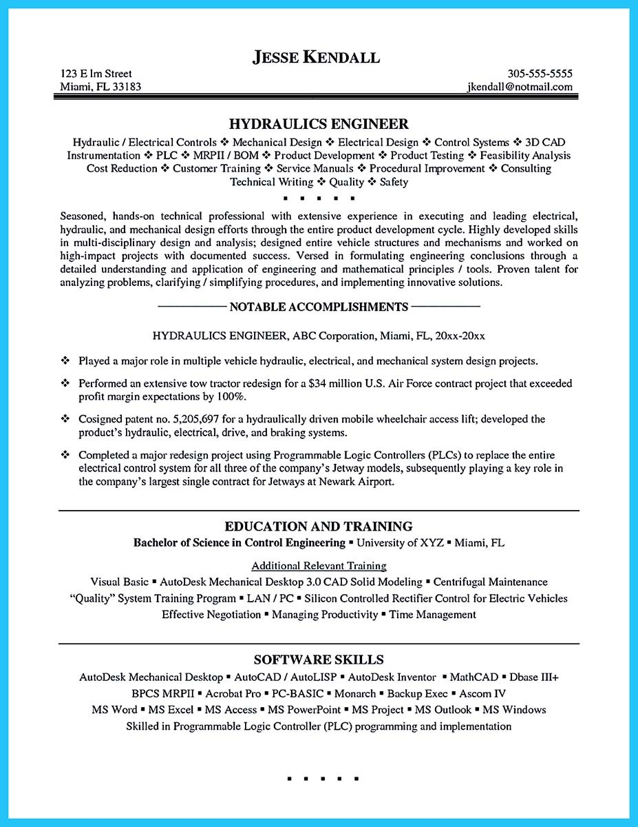 Resume Writing An Objective