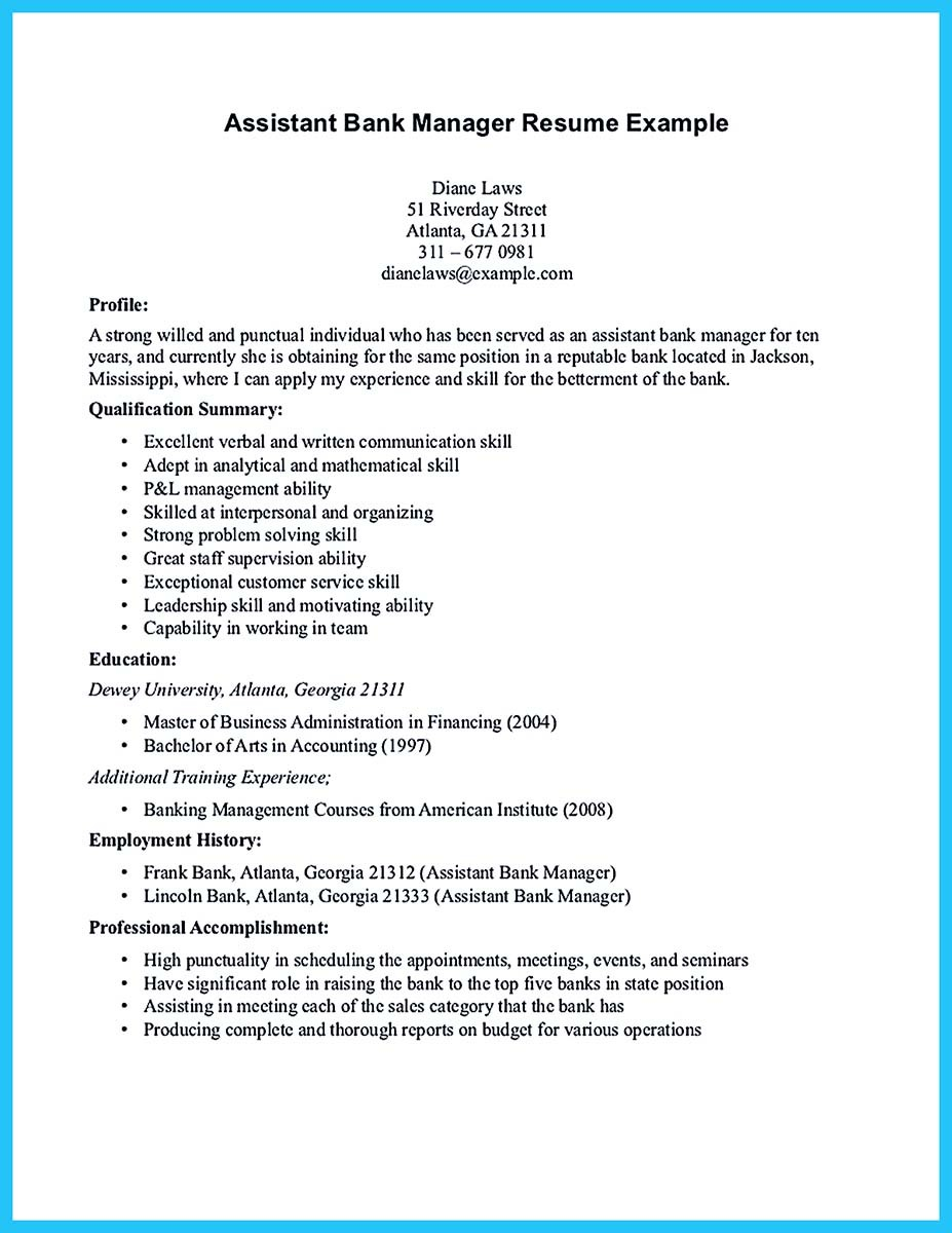 resume meaning education