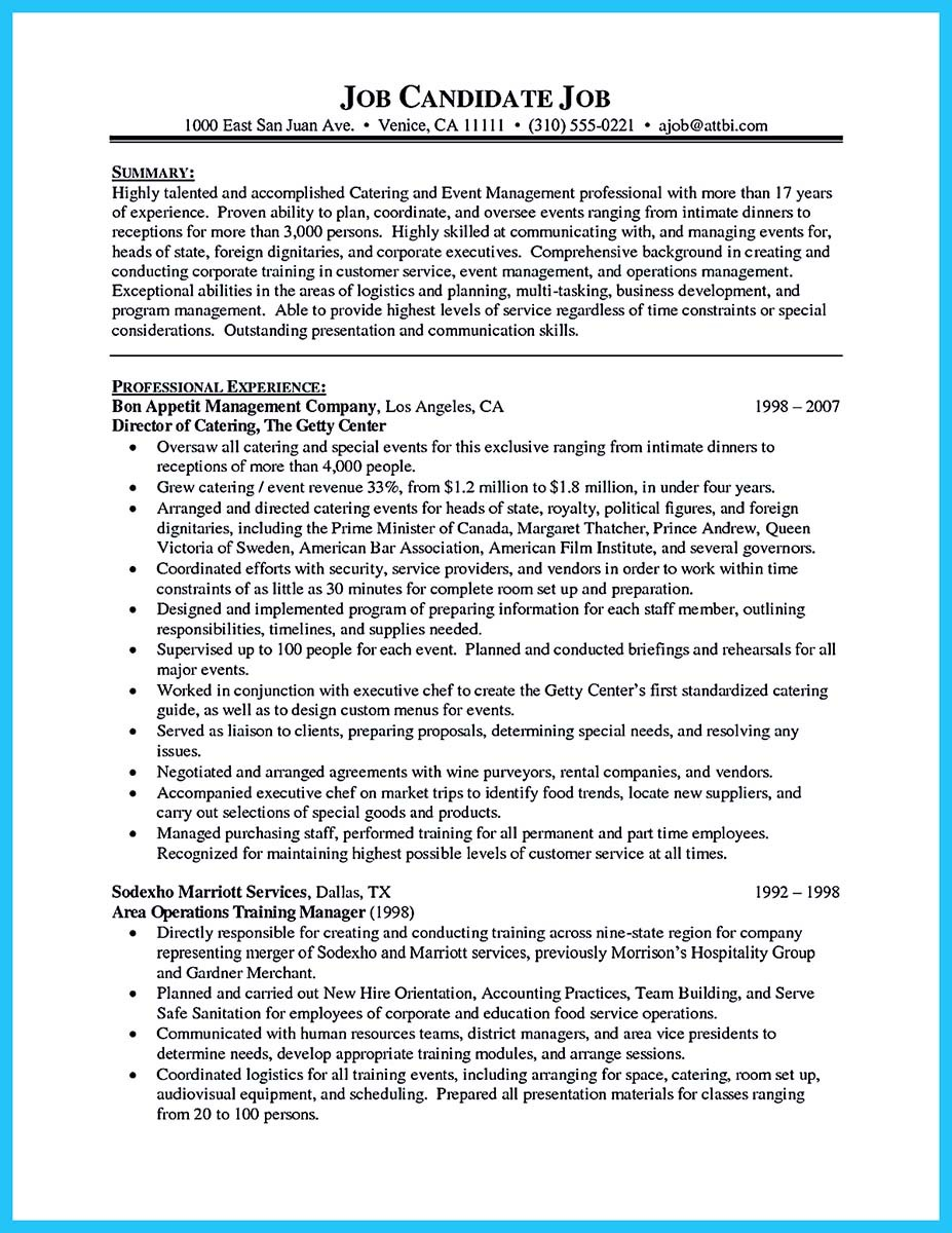 resume should you put objective
