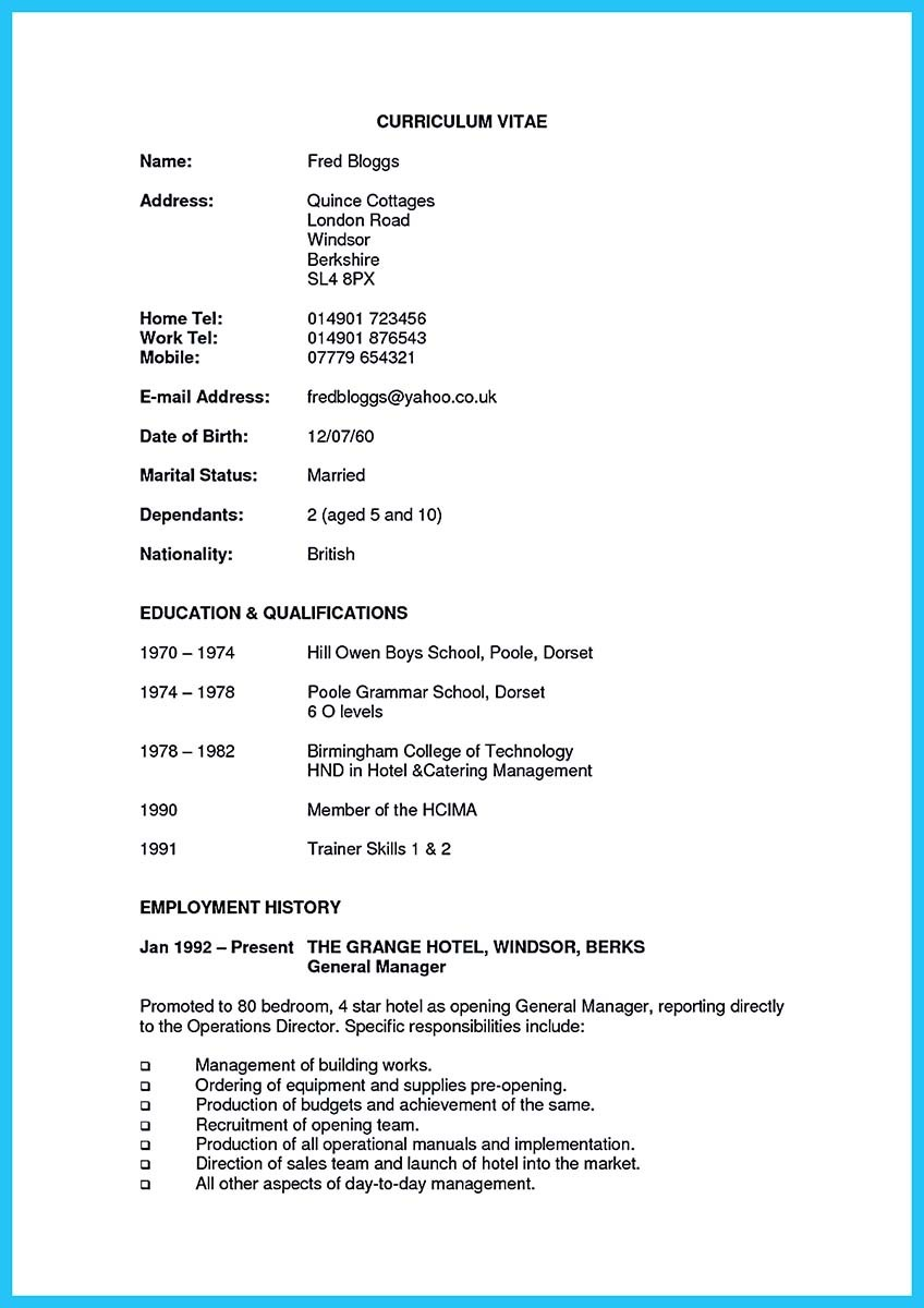 bar manager sample resume 2422917
