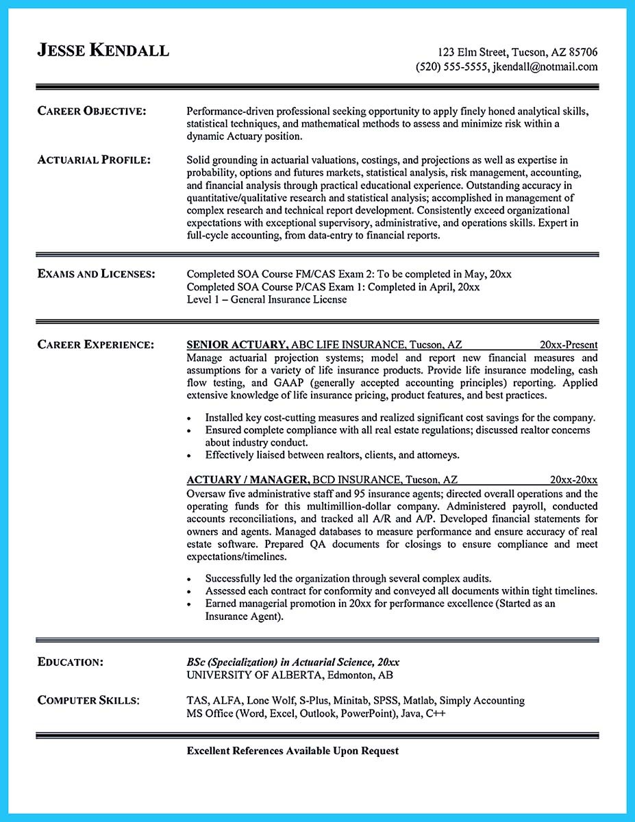 impressive bartender resume sample that brings you to a