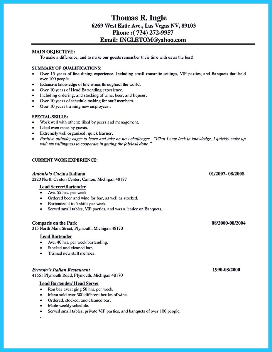 Resume Skills Nanny | Sample Customer Service Resume