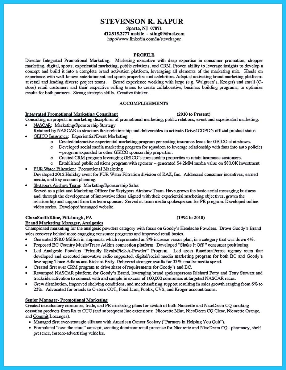 cover letter for brand ambassador position This is an example of brand ambassador resume with cover letter templates cover to obtain a managerial position as a brand ambassador for an exclusive avant.