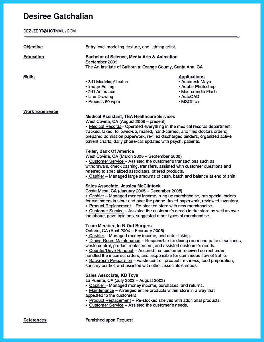 Resume Samples For Freshers Banking Jobs Resume Pdf Download