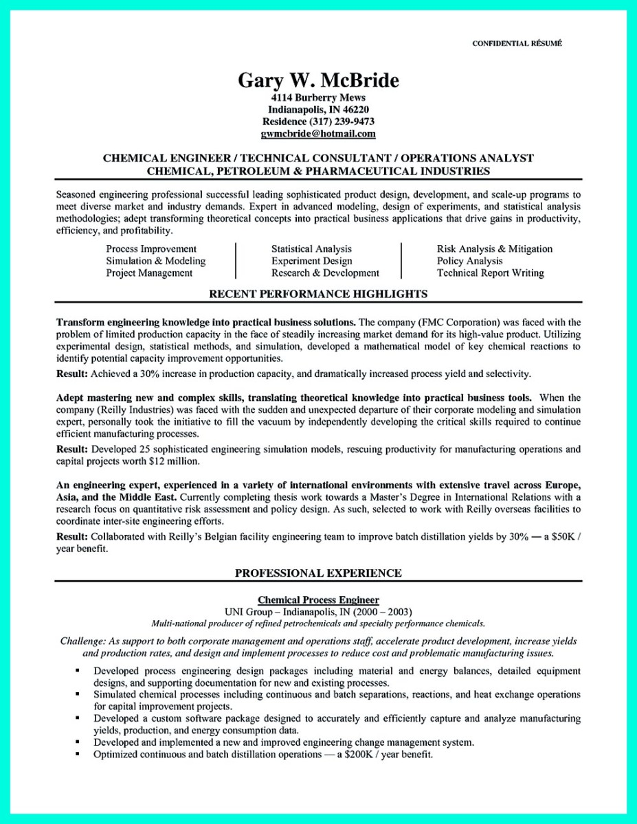 sample internship resume engineering sample resume template for freshers engineering graduates chemical engineering resume and chemical
