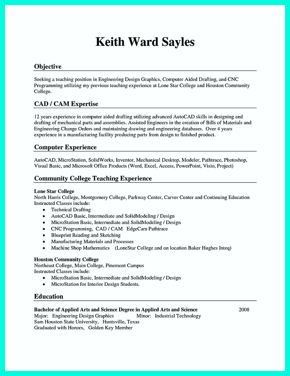machinist resume objective resume examples machinist resume - Machinist Resume Template