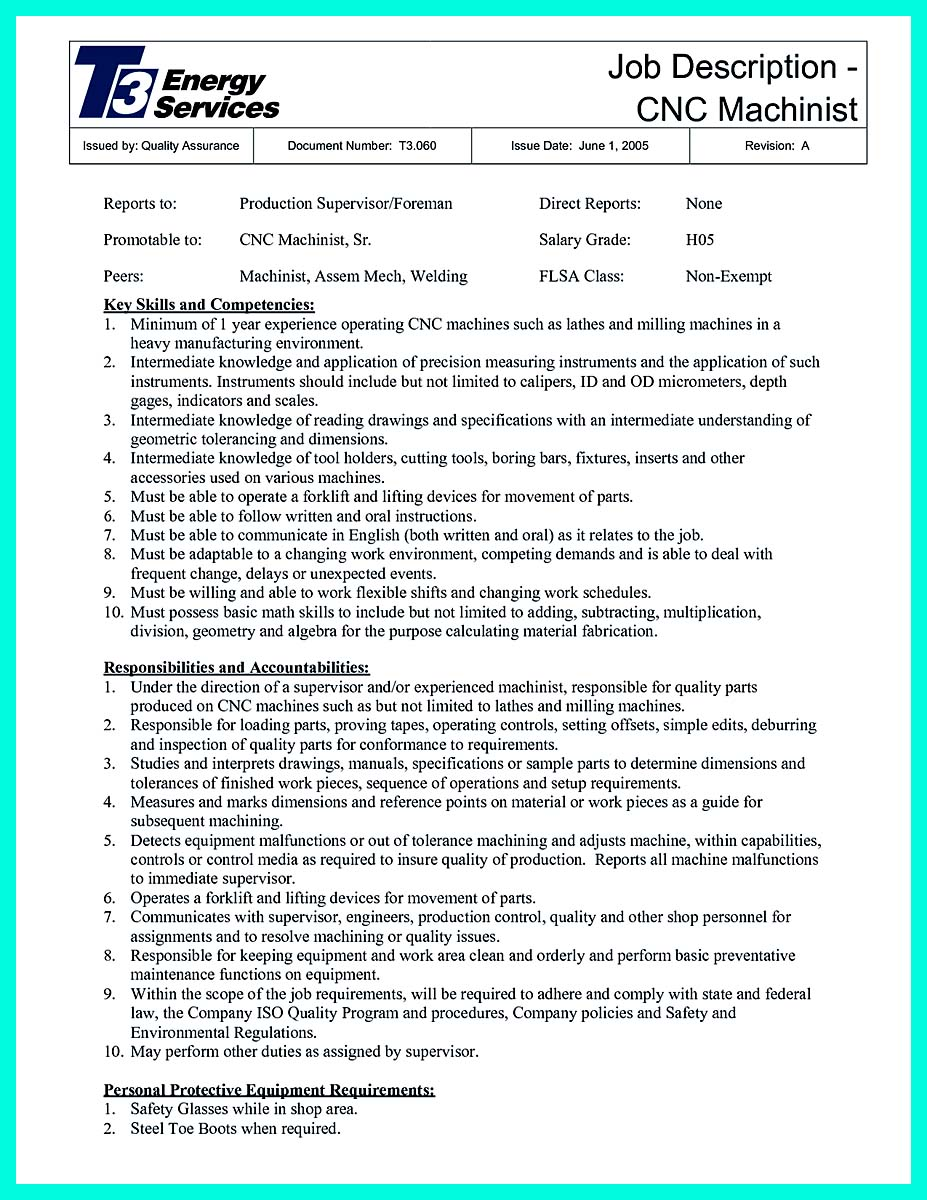 machinist resume additional coursework on resume college ...