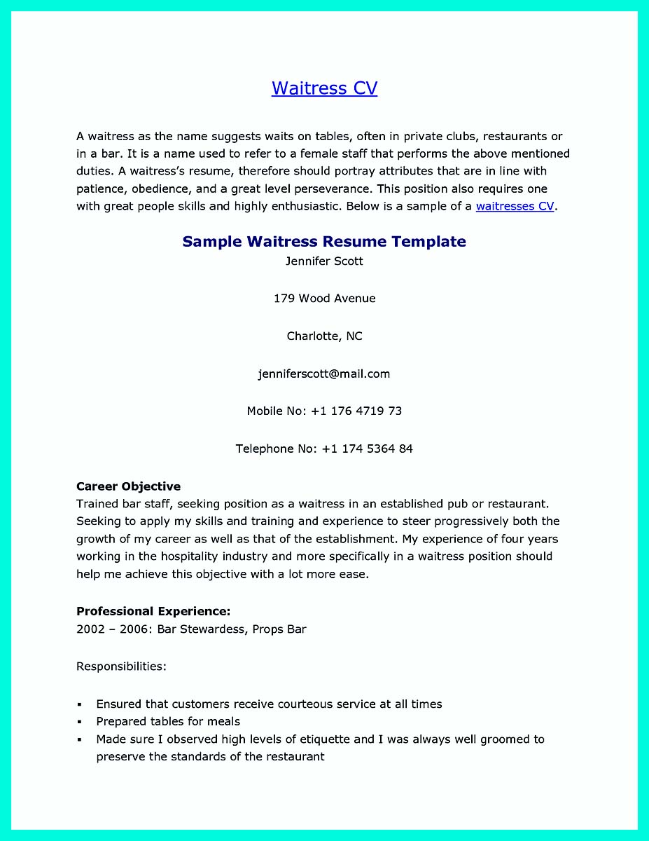 sample objectives in resume for bartender resume builder sample objectives in resume for bartender sample resume zone bartender cocktail server resume 1 324x420 best